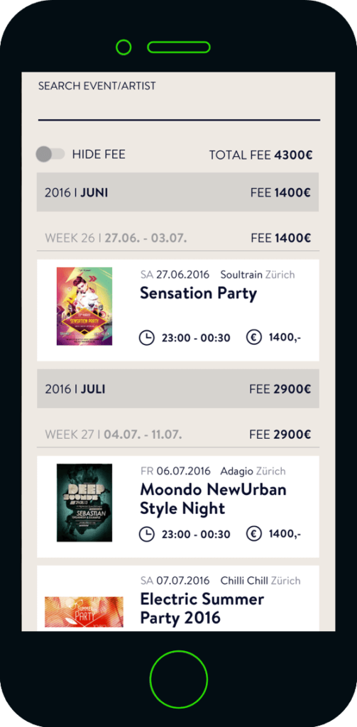 screenshot-optune-overview-bookings